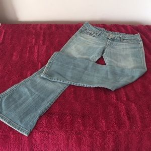7 FOR ALL MANKIND. Boot cut Jeans Size 29